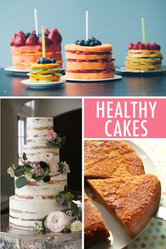 Can it be true? These cakes are delicious and healthy, too! Discover fun, delectable recipes that make your favorite dessert a guilt-free treat.