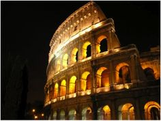 Bere there: Rome, Italy. Great shopping, good sights