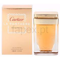 Cartier La Panthere Eau de Parfum para mulheres | fapex.pt
