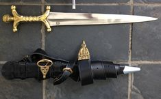 Celtic Anthropomorphic Sword by Darksword Armory. Review by Sword-Site. I bought this sword and loved it so much I figured it more than deserved a write up!