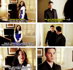 """Santana busts Brody for all his lies and brings an """"old"""" friend for backup! 4 x 16"""
