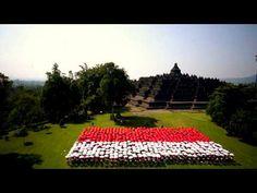 Myth of java temple borobudur - Borobudur Indonesia the Budhha place - 1