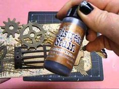 Steampunk Tag