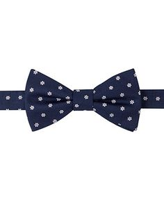 Tommy Hilfiger Nantucket Floral Bow Tie
