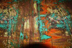 Stoff grafische Muster - Graffity, Jersey Doppelstrick, innen schwarz - ein Designerstück von jerino-mode-fuer-mich bei DaWanda