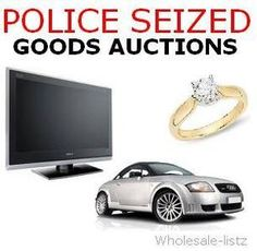 Government Seized Items - Police Auctions – How to Benefit From Government Seized Items - Police auction departments in the US are responsible for the handling and storing of seized items (including seized cars) and evidence. These items and evidence may be used as part of a court case, given back to it's original owner, or even be sold at a government auction. READ MORE - http://www.publicgovernmentauctions.net/government-items-for-sale/#