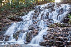 7 must-see roadside waterfalls in Georgia