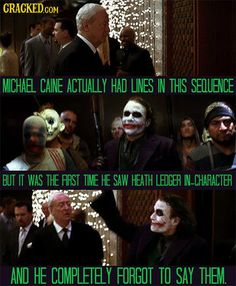 30 Mind-Blowing (True) Facts about Famous Movie Scenes Slideshow | Cracked.com