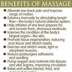 Massage- at some point I'd like to become efficient in massage,accupressure,and reflexology.