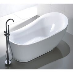 """How much does a bathtub and installation cost?  - 71"""" x 35"""" Soaking Bathtub Product Photo"""