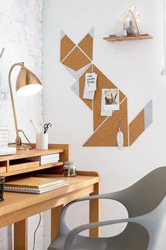 Декоративный лис на стену своими руками
