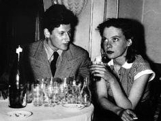 Lady Caroline Blackwood and Lucien Freud, 1953