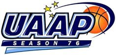 UAAP 76 Game Schedule, Venue and Results (Men's Basketball)