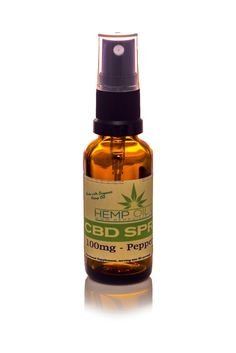 CBD Hemp Spray 100mg
