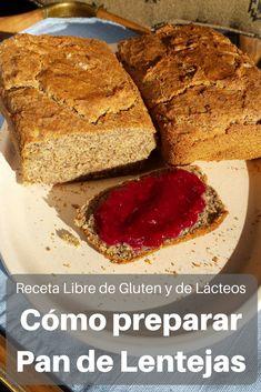Gluten Free Desserts, Vegan Gluten Free, Gluten Free Recipes, Vegan Recipes, Cooking Recipes, Pan Dulce, Bread Machine Recipes, Bread Recipes, Ezequiel Bread