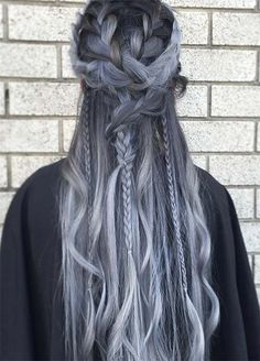 Grey styling