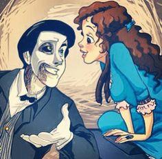The phantom of the opera fan art