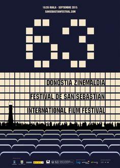 Festival de San Sebastián :: Concurso de carteles :: Siluetas