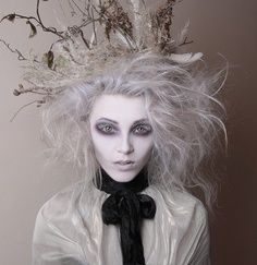 ghost makeup - Google Search