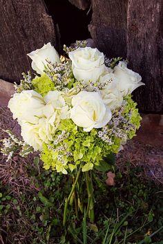 Natured themed flowers...lovely!