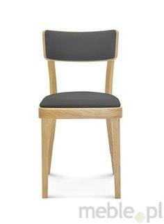 Tapicerowane krzesło A-9449/1 dębowe