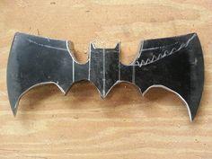 Double bit batman axe head