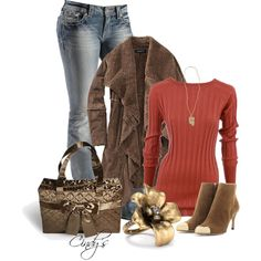 """""""Great Fall Outfit"""""""
