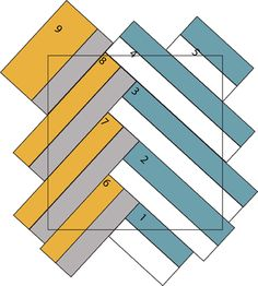 Sewing Block Quilts Modern Block of the Month (BOM) ~ January Sew-Along Modern Quilt Blocks, Quilt Block Patterns, Pattern Blocks, Block Quilt, Modern Quilting, Purse Patterns, Sewing Patterns, Patch Quilt, Strip Quilts