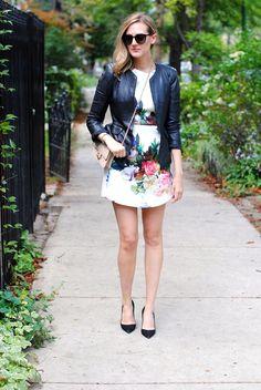 Floral Minidress (See Jane Wear)