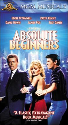Directed by Julien Temple. With Patsy Kensit, Eddie O'Connell, David Bowie, James Fox. In 1958 London a young photographer seeks media stardom to keep the love of a beautiful, aspiring fashion designer.