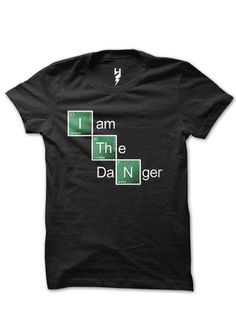 I AM from XTEAS  Breaking Bad Series Inspired Tee  Printed on 100% Organic Cotton, XTEAS Premium T-Shirt.  Customize Your Look. Colors Available -White, Black, Grey, Navy, Blue, Red, Green, Olive, Purple, Maroon and Yellow. Add note at checkout.