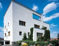 Müller House, Adolf Loos
