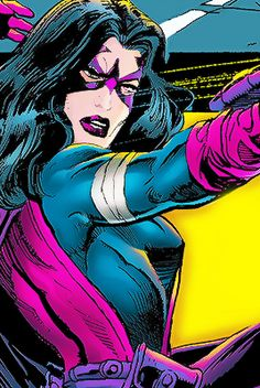 The Huntress in Eduardo Barreto in Batman: Huntress/Spoiler #1