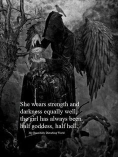 this is just going to be a collection of things ive studied, collected, found interesting and discovered along my forever on going path of learning. Dark Soul Quotes, Devil Quotes, Poem Quotes, True Quotes, Wicked Quotes, Fallen Angel Quotes, Angels And Demons Quotes, Fallen Angel Tattoo, Meaningful Quotes