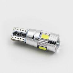 $0.99 (Buy here: https://alitems.com/g/1e8d114494ebda23ff8b16525dc3e8/?i=5&ulp=https%3A%2F%2Fwww.aliexpress.com%2Fitem%2F1PCS-T10-168-192-W5W-6-led-5630-5730-smd-Projector-Lens-Car-parking-light-dome%2F32498797826.html ) 1PCS T10 168 192 W5W 6 led 5630 5730 smd Projector Lens Car parking light dome Lamps Auto Clearance Lights canbus error free 12V for just $0.99