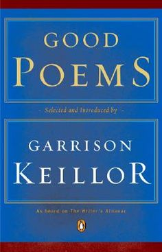 """Good Poems""? More like ""Incredible Poems""."