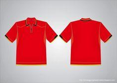 Desain Poloshirt