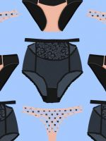 6 Undies Every Woman Should Own & Why  #refinery29  http://www.revlon.refinery29.com/underwear-guide#slide-10  When you wish upon a star...Mimi Holliday Deadly Nightshade Hipster Knicker, $64, available at Journelle....