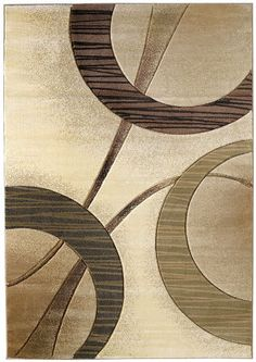 United Weavers of America Zaga Area Rug, 5'3' x 7'6', Cream * Review more details here (This is an amazon affiliate link. I may earn commission from it)