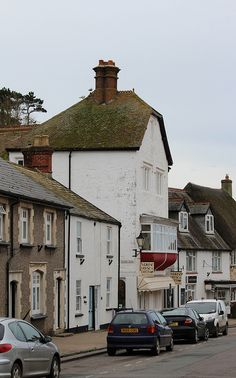 The Belvedere and The Haven holiday apartments. Marine House - Beer, Devon, England by Wayne W G, via Flickr