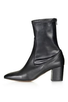 MONKEY Skinny Ankle Boots