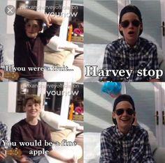 Harvey stop