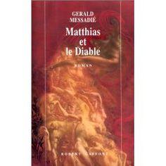 Matthias et le diable (French Edition) Roman, Books, Amazon, Reading, Devil, Livres, Libros, Amazons, Riding Habit
