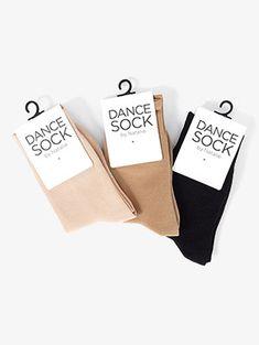 Womens Ankle Dance Socks - Style No NSOCK Dance Socks 13f841d73