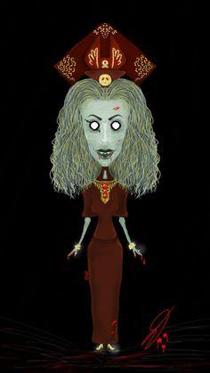 Bloody goddess  by Dimitrinaa