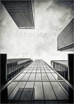 Poster Canary Wharf | 01