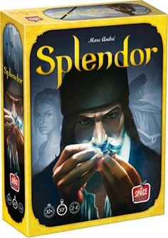 Splendor - Board Game - New