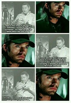 If anyone tells me Sebastian Stan is not a good actor... bad things will happen.