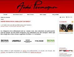 André Pennognon : prêt à porter pour homme à Brest