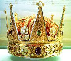 from skibriye (Solomon Kibriye) on Flickr; Crown Prince of Norway's Crown